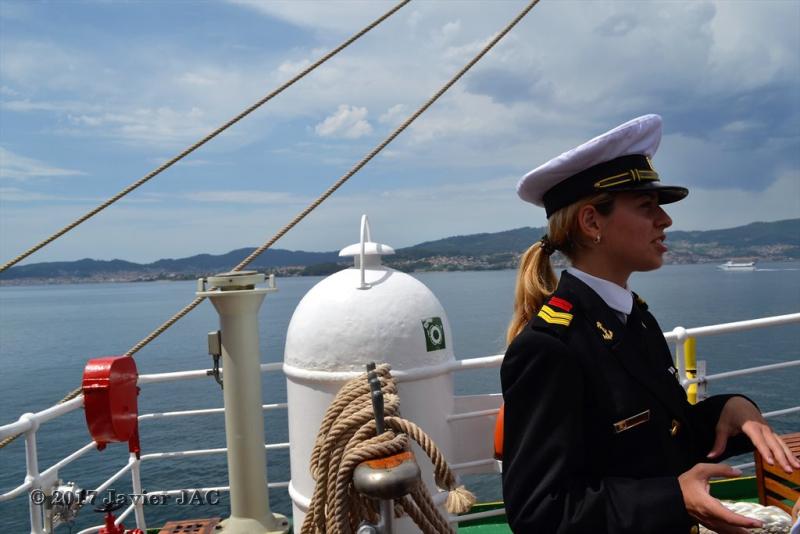 El Velero Rumano Mircea es un velero del tipo barca de tres mástile  (48)