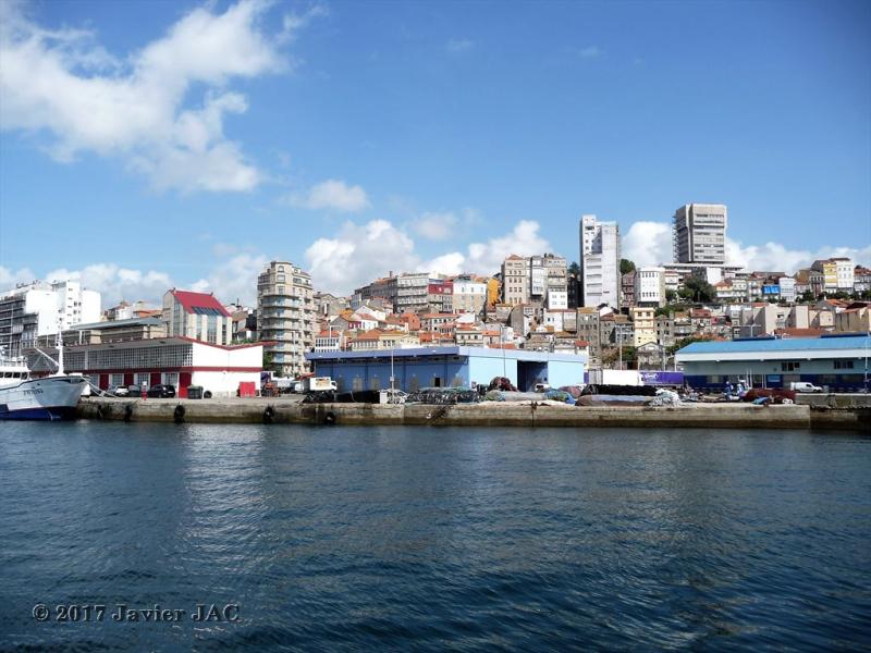 Puerto de la ciudad de vigo  (2)