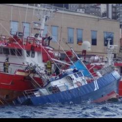 Lusitania Primero en Vigo