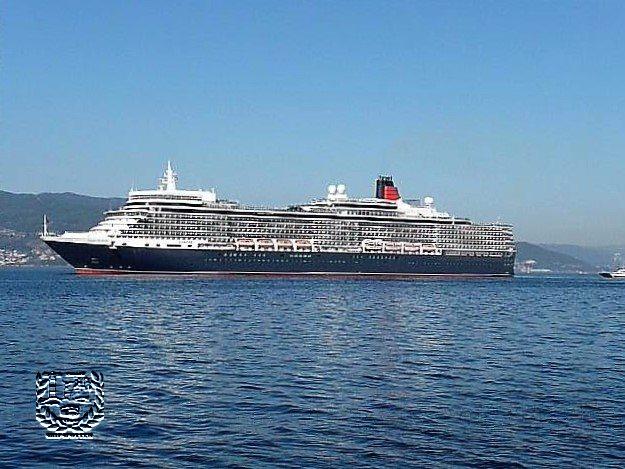Crucero turístico MS Queen Elizabeth .   (3)